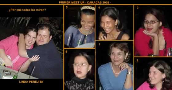 Meet Up - Caracas 2003